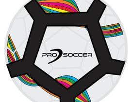 Nro 17 kilpailuun Design a Soccer Ball käyttäjältä KaimShaw