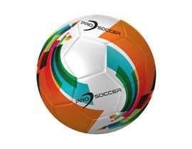 Nro 3 kilpailuun Design a Soccer Ball käyttäjältä dymetrios