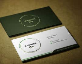 nº 12 pour Design some Business Cards par HammyHS