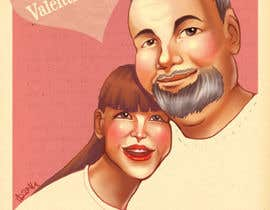 #7 para Illustrate Something for Valentine's Day por medelteil