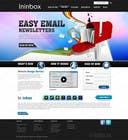 Graphic Design Contest Entry #38 for Website Design for ininbox.com