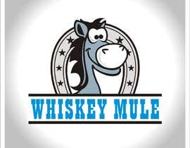 #31 for Design a Logo for Whiskey Mule af indraDhe