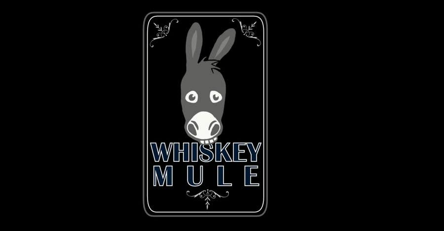 Proposition n°39 du concours Design a Logo for Whiskey Mule