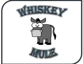 nº 5 pour Design a Logo for Whiskey Mule par ayeshakhan96