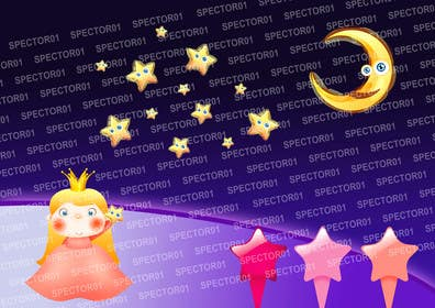 #1 for Character and Background Design for Mobile Kid Game by Spector01