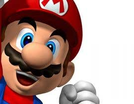 #1 untuk I need some Graphic Design for Mario Wallpaper oleh drawbacktrane