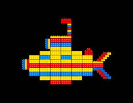 #15 for Lego Submarine Graphic Design 2D af maraz2013