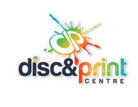 #190 for Re Design of logo for Disc & Print Centre by jass191