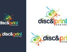 #252 for Re Design of logo for Disc & Print Centre by jass191