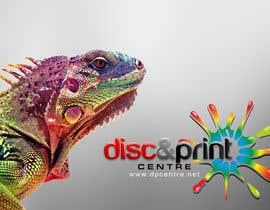 #148 for Re Design of logo for Disc & Print Centre af miglenamihaylova