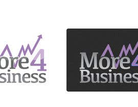 #15 untuk Design a Logo for More 4 Business oleh beatrizespinosar