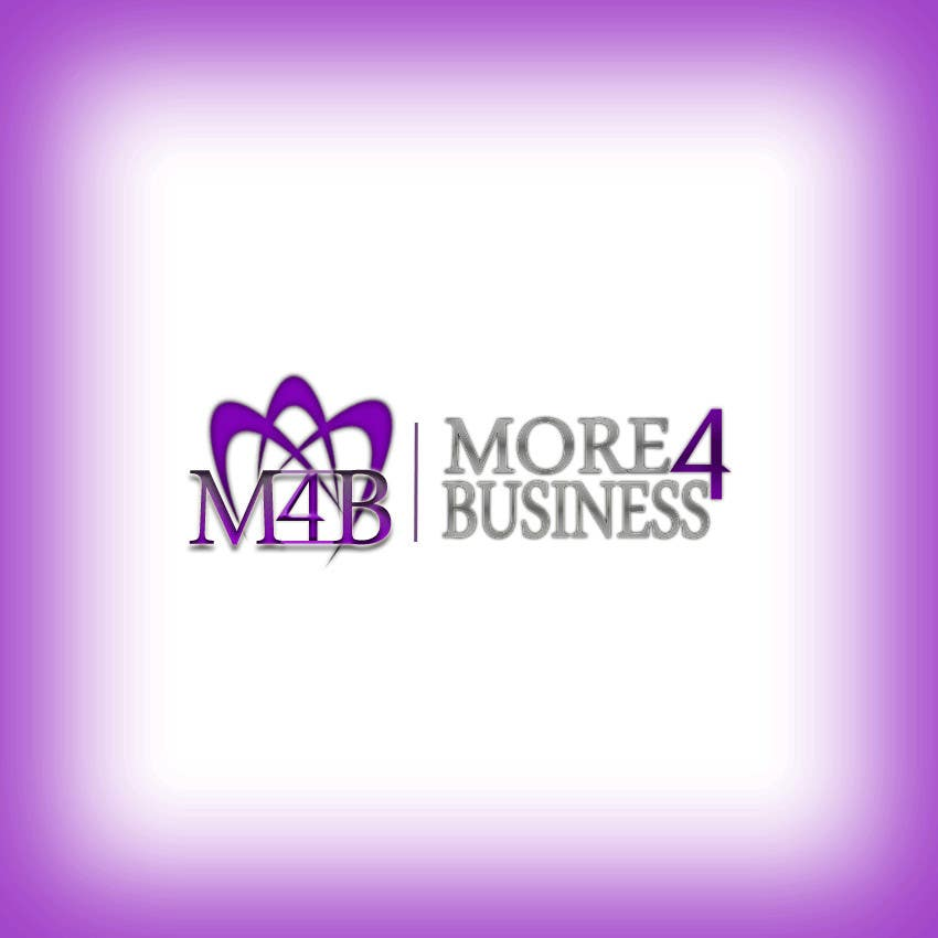 #64 for Design a Logo for More 4 Business by atheb