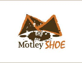 nº 17 pour Logo Design for Motley Shoe par ribice123