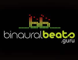 JorgeGiro tarafından Design a Logo for My Binaural Beats Website. için no 56