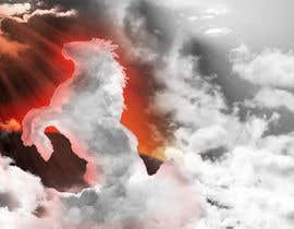 #42 untuk Picture of clouds in the shape of a horse oleh seguro