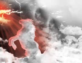 #52 untuk Picture of clouds in the shape of a horse oleh seguro