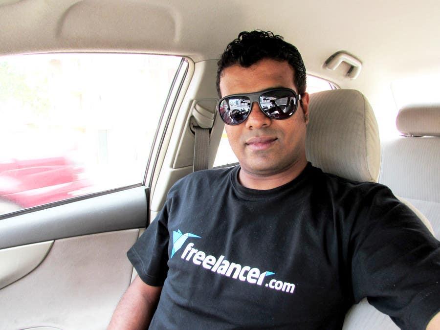 Penyertaan Peraduan #                                        41                                      untuk                                         Be the face of Freelancer.com!