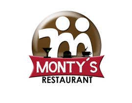 #288 for Design a Logo for Monty's Restaurant af bhcelaya