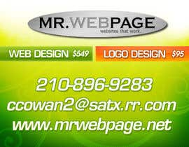 #2 for Small Flyer Design - MrWeb by edZartworkZ