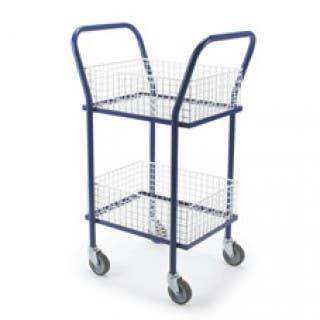 #6 for multi-purpose basket trolley by manishrai22