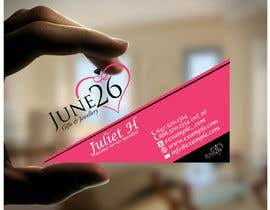 #18 untuk Gifts & Jewellery Couple Store 2 Business Card Design oleh TheDesignA
