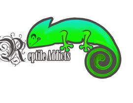 #2 untuk Design a T-Shirt for Reptile Addicts oleh RandzRover