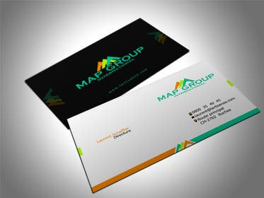 #54 for Design some Business Cards by nihon5