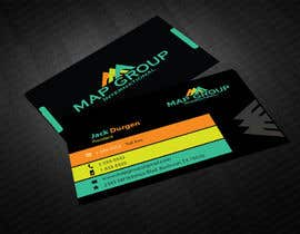 #49 for Design some Business Cards by mamun313