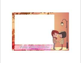 naythontio tarafından Design a layout template (photobooth) - chris and lee lian için no 8