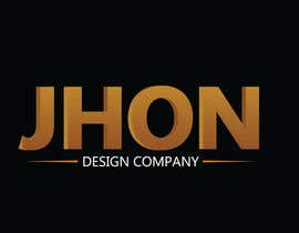 #74 for Design a Logo for jhon by Anastasiya666