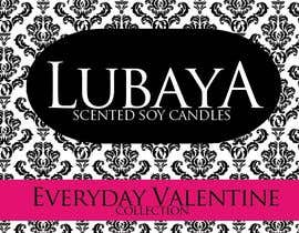 nº 8 pour Logo and packaging Design for Lubaya par paulinearada