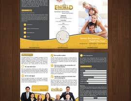 Nro 10 kilpailuun Design a Brochure käyttäjältä nikitavaishnav22