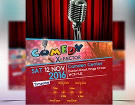 Mohamedsaa3d tarafından Comedy event Flyer design için no 3