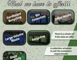 taggedneznam3 tarafından Design a Flyer for a waste collection company için no 31