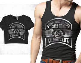 #48 for Design a Motorcycle T-Shirt by Humaira12