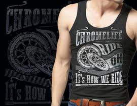 #54 for Design a Motorcycle T-Shirt by Humaira12