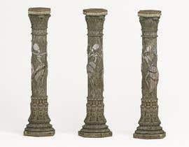 Nro 48 kilpailuun Create a 3D Model of a Column for a Restaurant Design käyttäjältä CamAnhh