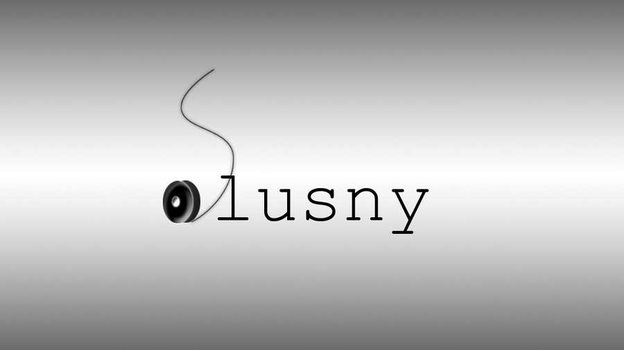 Конкурсная заявка №818 для Logo Design for Slusny - yoyo store