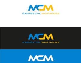 Nro 384 kilpailuun MCM new logo käyttäjältä mamunfaruk
