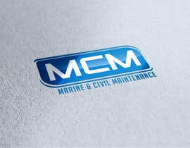 #421 for MCM new logo by Cbox9