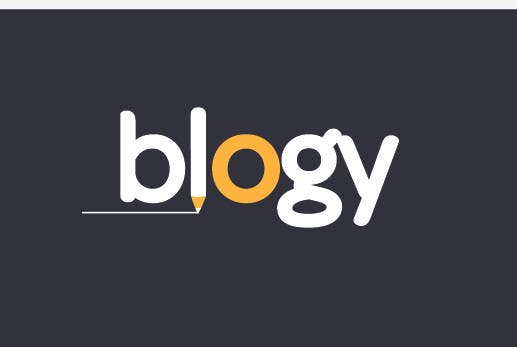 #83 for Blogy Logo Design by Jeanettedesgins