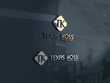 azaanmunir tarafından Texas Koss Wholesale Market Logo için no 27