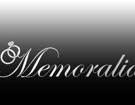Nro 3 kilpailuun Logo desing for Memoralia käyttäjältä mesele90