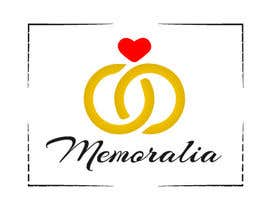 Nro 17 kilpailuun Logo desing for Memoralia käyttäjältä aliakamakky