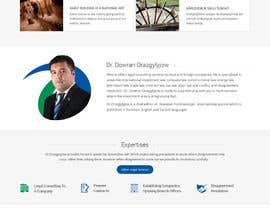 Nro 26 kilpailuun Build a Website käyttäjältä syrwebdevelopmen