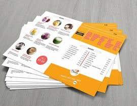 LemonIron tarafından Menu card design for Frozen yougurt, Ice Cream, Smoothies için no 12