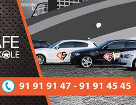 #71 for Designing a Banner for a driving school by MrDesi9n