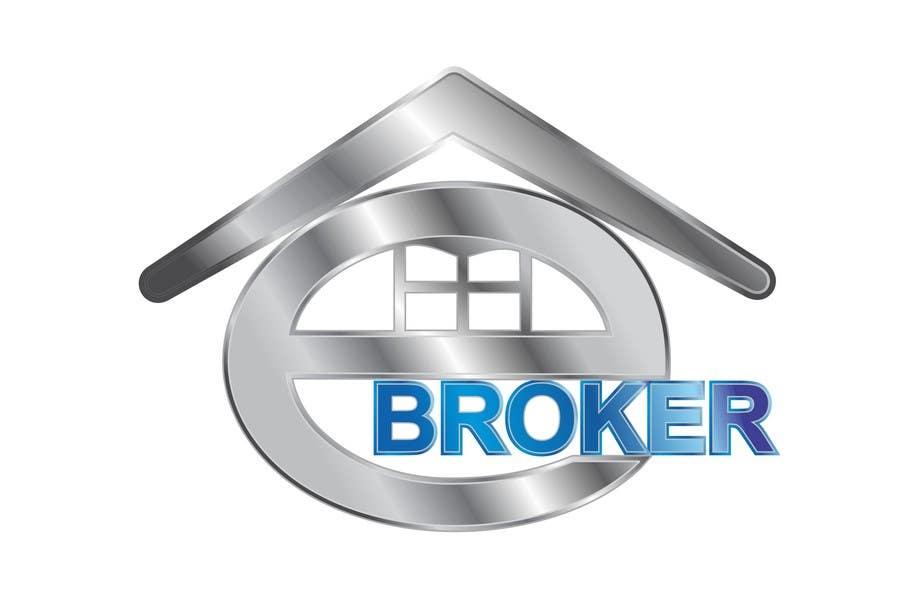 Penyertaan Peraduan #268 untuk Logo Design for e-Broker