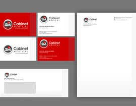 nº 60 pour Corporate Identity/ Branding for Medical Practice/ Doctor par catalinorzan