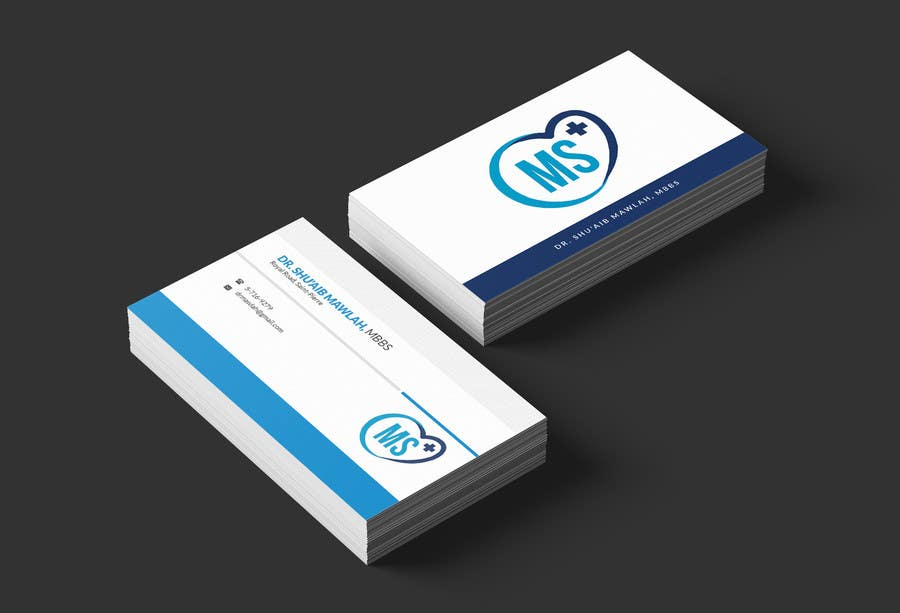 #28 for Corporate Identity/ Branding for Medical Practice/ Doctor by LogoFreelancers